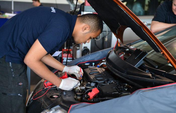 Automotive Service Technology 2