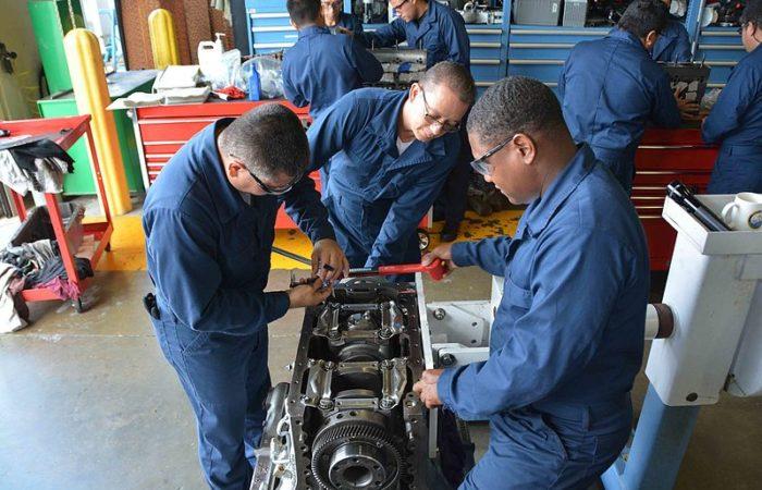 Diesel Maintenance Technician