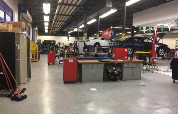 automotive repair shop safety manual