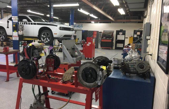 Automotive Electrical Technician