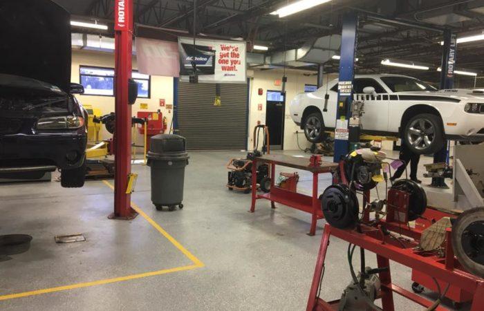 Automotive General Technician