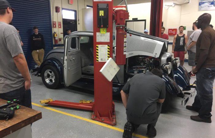 Automotive Maintenance and Light Repair