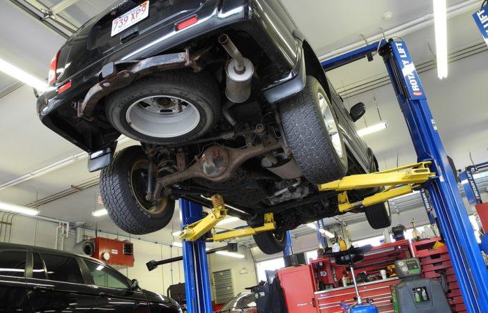 Automotive Drivetrain Technician