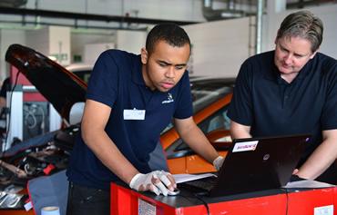 Automotive Service Technology 1