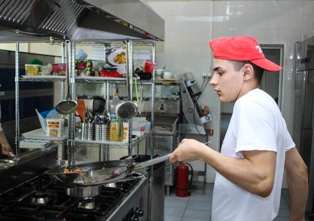 Fundamental Foodservice Skills