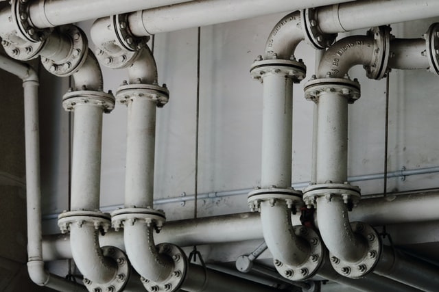 Industrial Pipe Fitter